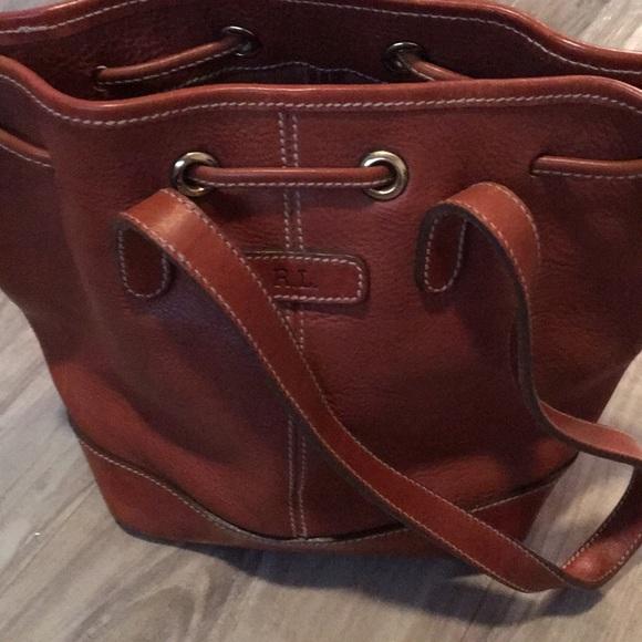Ralph Lauren Bags   Vintage Runway Bag   Poshmark 6cad788c9b
